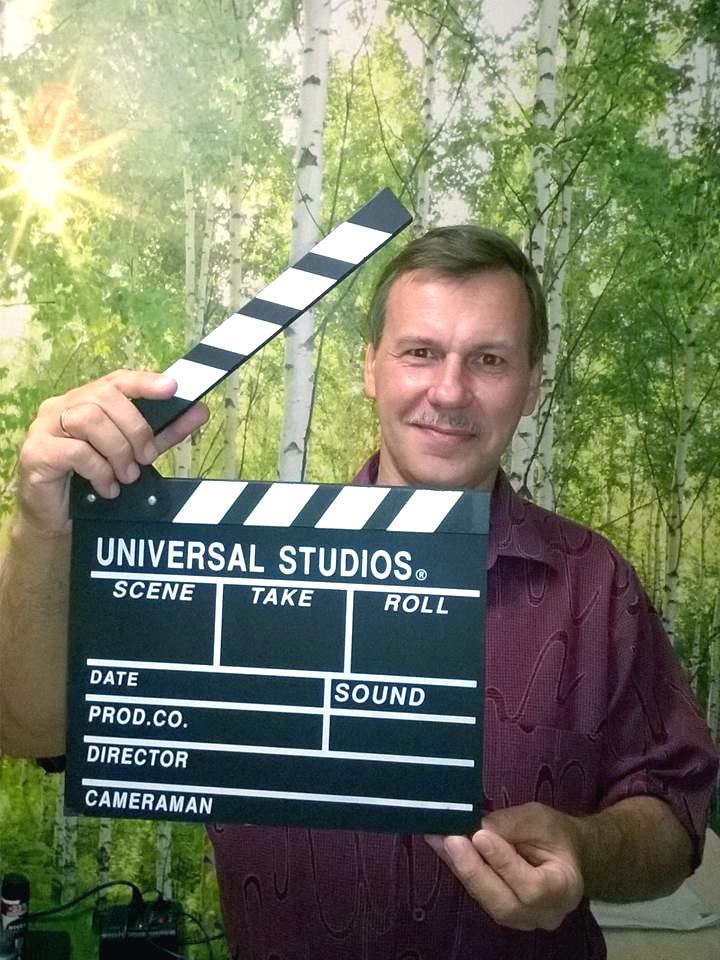 Юрий Фёдоров - победитель 1-го конкурса в мастер-группе